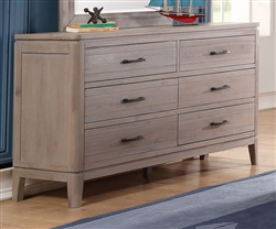 Weathered Grey Dresser